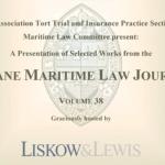 Casenote Presentations Liskow Lewis TMLJ 2