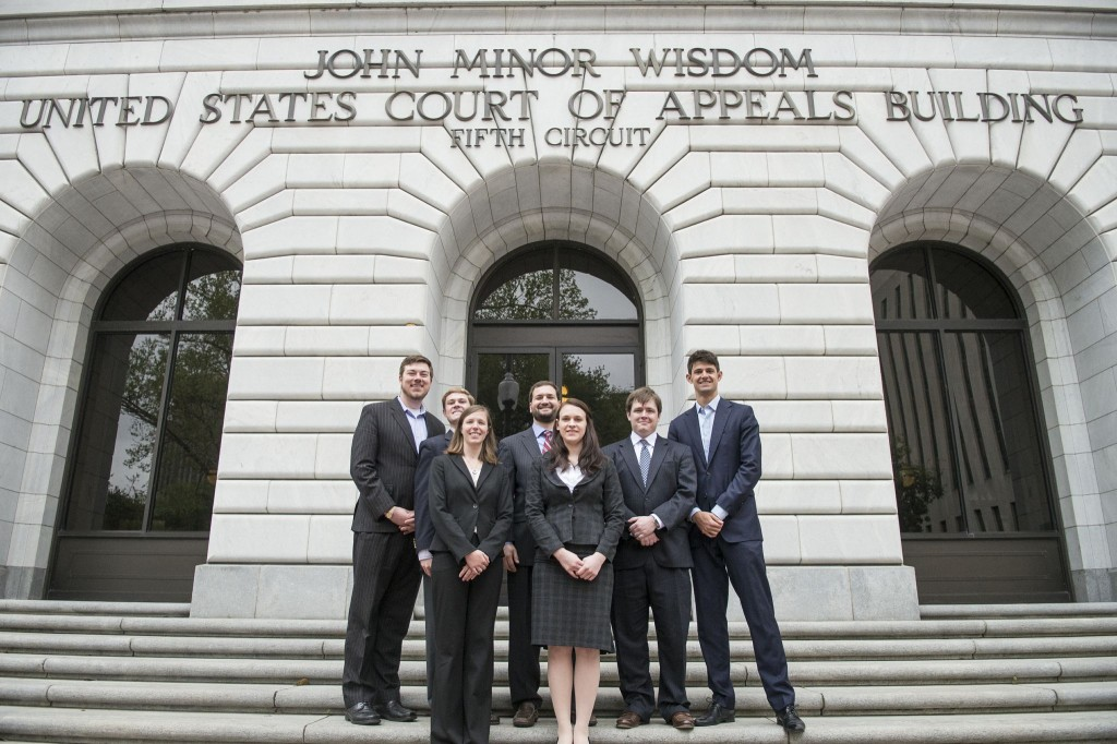 Judge John R. Brown Moot Court Team - Tulane Maritime Law Journal