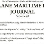 Tulane Maritime Law Journal Volume 40